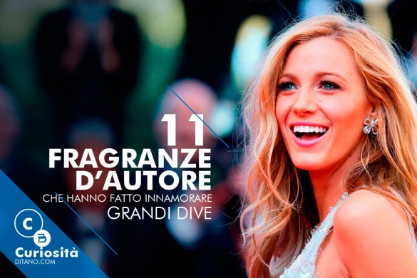 Fragranze autore dive
