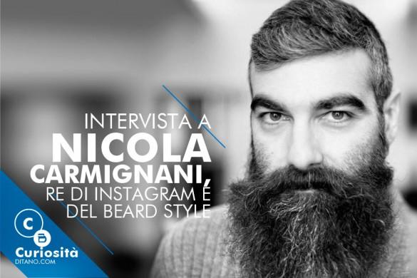 intervista nicola carmignani