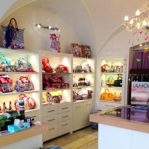 This is our bag store in fasano Its worth ahellip