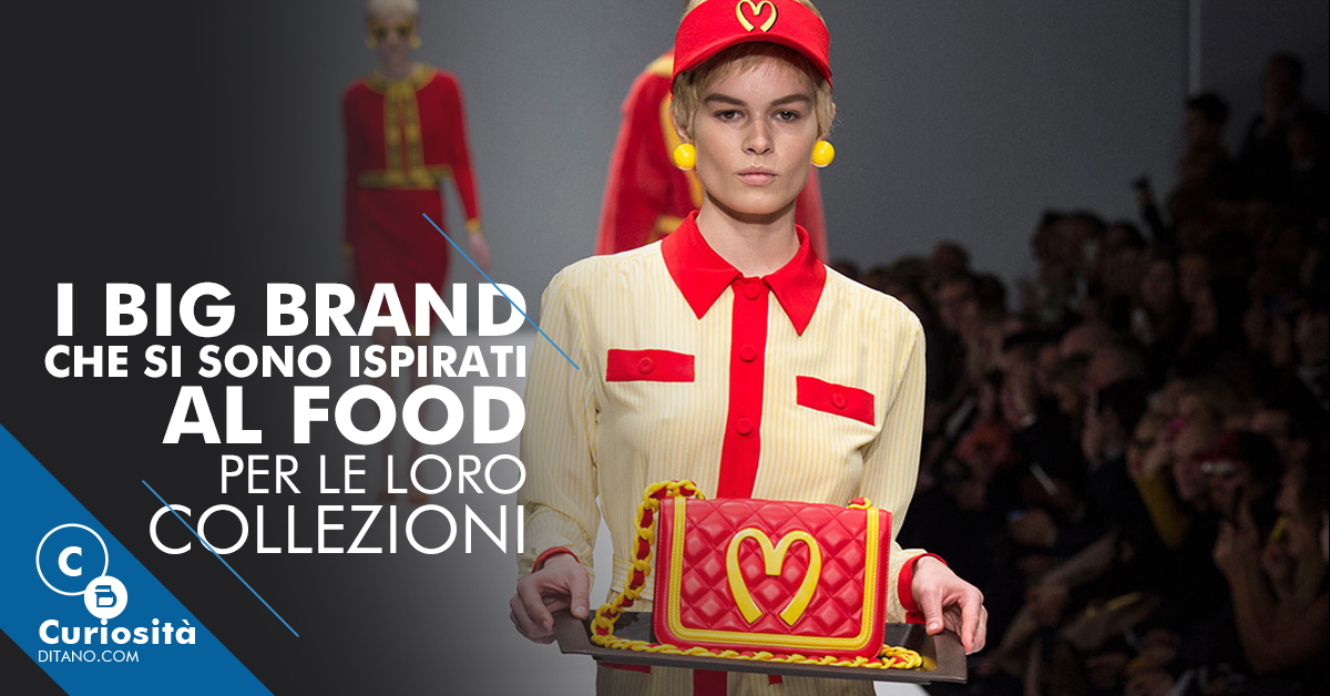 I big brand che si sono ispirati al food per le loro collezioni ... 88b45d29d20