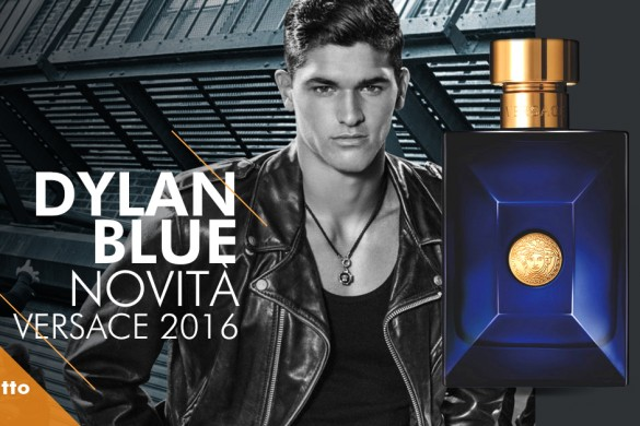 Profumo da uomo Versace Dylan Blue