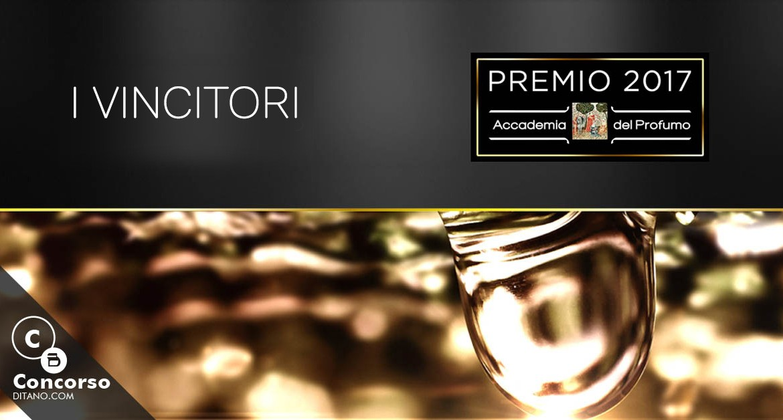 Premio 2017 VINCITORI