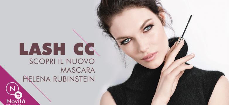 Mascara Helena Rubinstein: l'innovazione Lash CC