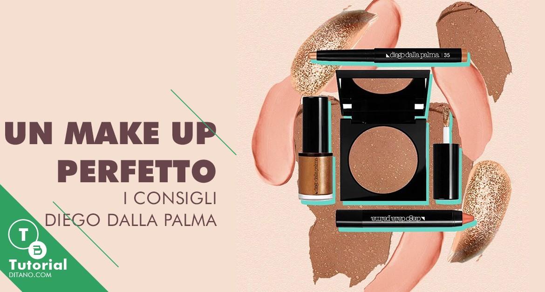 Make Up Diego Dalla Palma