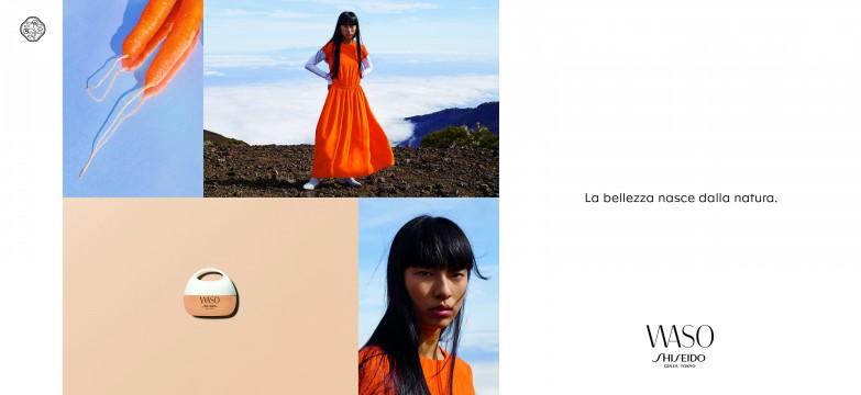 Shiseido Waso: la nuova linea di prodotti per pelli giovani