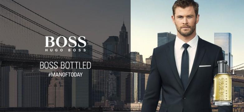 Boss Bottled: il profumo da uomo Hugo Boss celebra il Man of Today