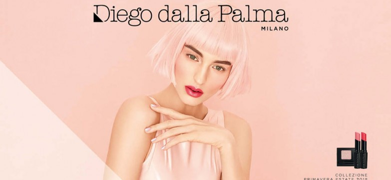 Make-up donna: la nuova linea di cosmetici Diego Dalla Palma