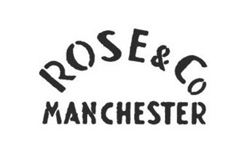 Rose & Co. Manchester banner