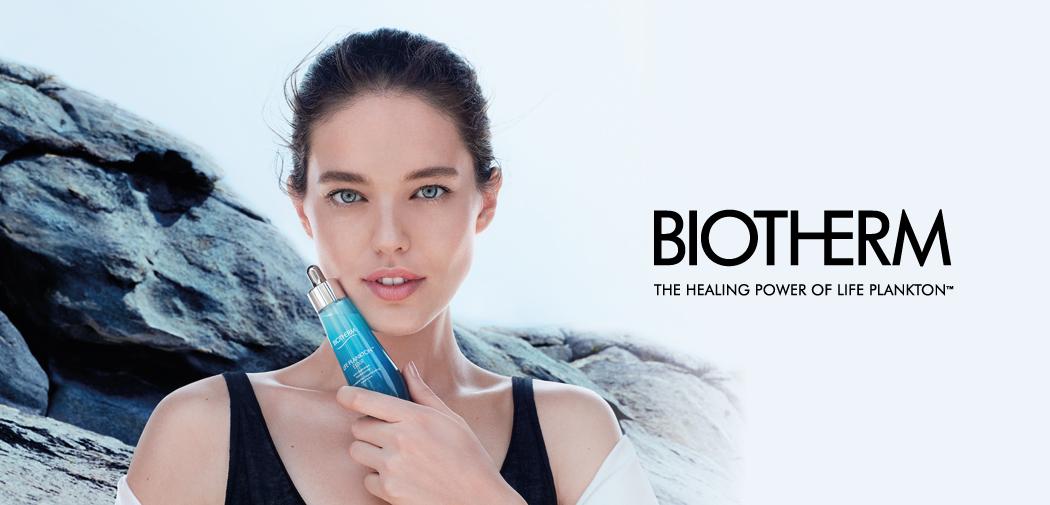 Biotherm  banner