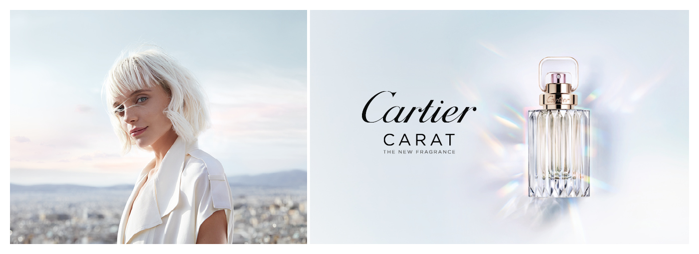 Cartier product banner