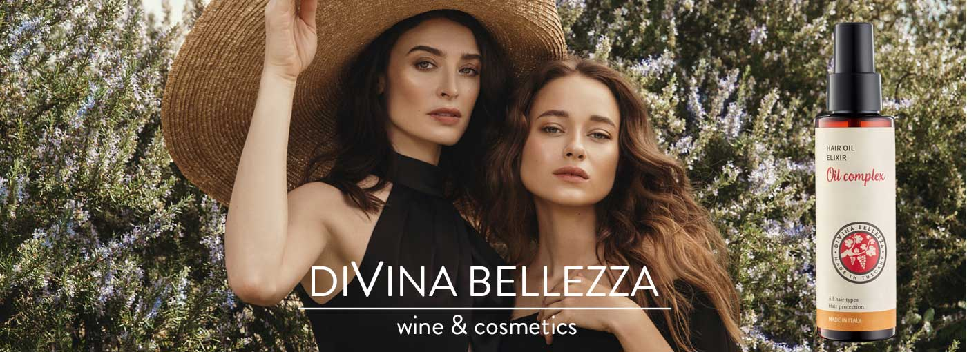 DiVina Bellezza product banner