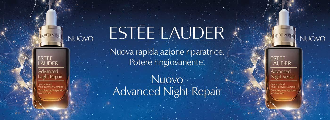 Estee Lauder product banner