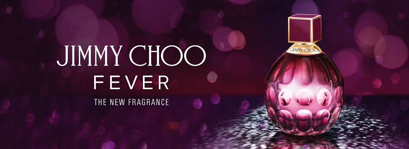 Jimmy Choo product banner
