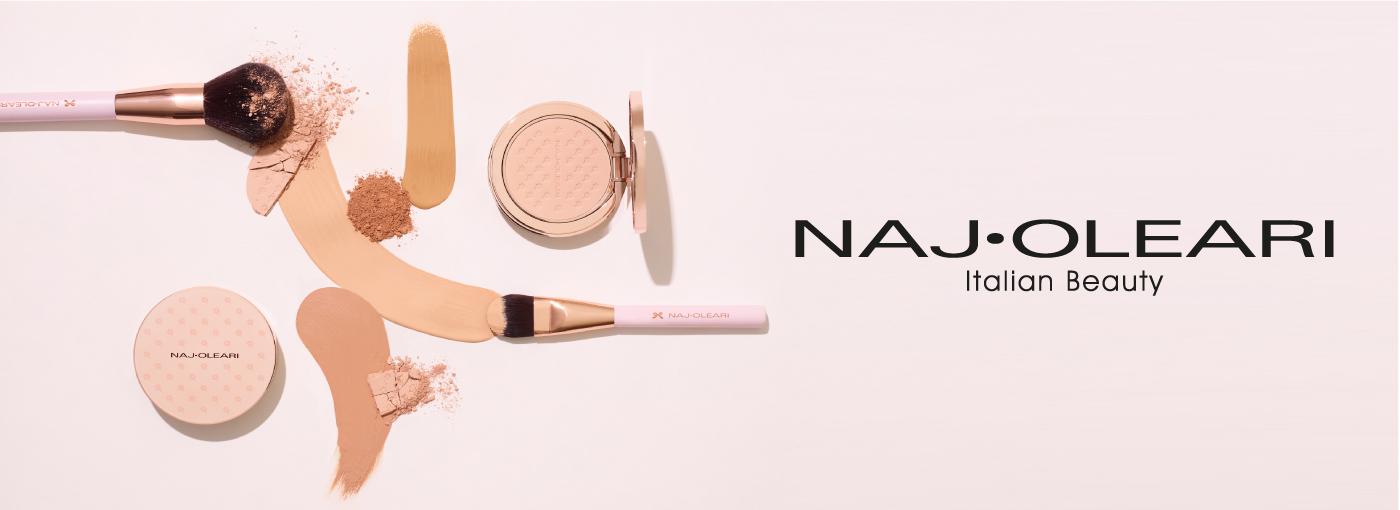 Naj-Oleari product banner