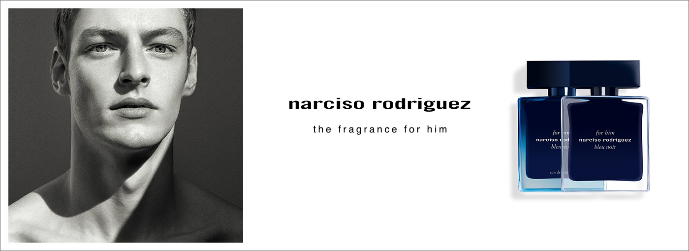 Narciso Rodriguez product banner