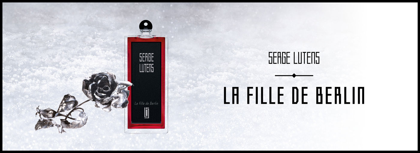 Serge Lutens product banner