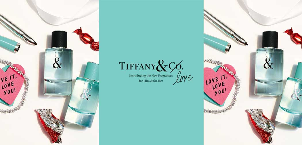 Tiffany & Co. banner