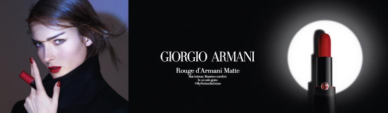 Struccanti - Armani