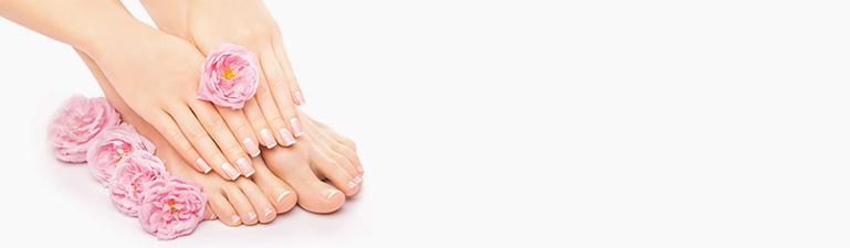 Mani, piedi e unghie
