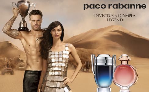 Paco Rabanne  banner