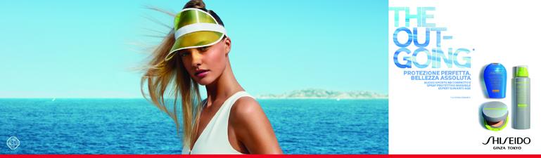 Fondotinta solare - Shiseido
