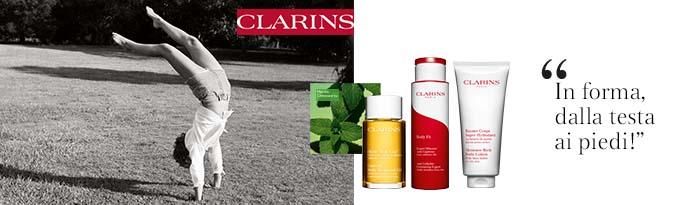 Deodoranti - Clarins