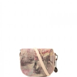 Sella - Y Not? Borsa Sella Pink Gun Metal Pink Lagoon H 353