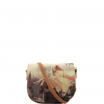 Sella - Y Not? Borsa Sella Cuoio Gold Lively NY H 353