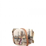 Sella - Y Not? Borsa Sella Cuoio Gold Amazing London H 353