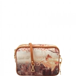 Tracolla - Y Not? Borsa tracolla M Cuoio Gold Lively NY H 350