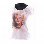 T-Shirt - Y Not? T-Shirt Marilyn