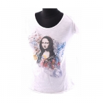 T-Shirt - Y Not? T-Shirt Gioconda