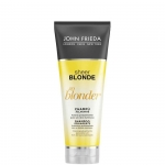 Capelli colorati e con meches - John Frieda Sheer Blonde Go Blonder Shampoo Schiarente Capelli Biondi