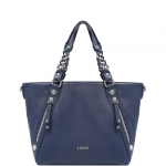 Shopping bag - Liu jo Borsa Shopping Bag L Con Zip Lavanda Dress Blue