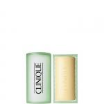 Detergere - Clinique Facial Soap Extra-Mild Whit Dish Pelle da Molto Arida ad Arida TIPO 1