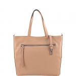 Shopping bag - Gianni Chiarini Borsa Shopping Bag L BS 5626 GRN CAR Cappuccino