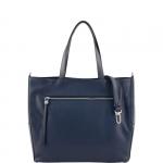 Shopping bag - Gianni Chiarini Borsa Shopping Bag L BS 5626 GRN CAR Navy Blu