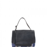 Hand Bag - Gianni Chiarini Borsa Hand Bag L BS 5667 ZMB RMN RE Oltremare Nero