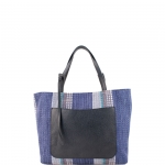 Shopping bag - Gianni Chiarini Borsa Shopping Bag L BS 5669 ZMB RMN RE Oltremare Nero
