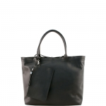 Shopping bag - Gianni Chiarini Borsa Shopping Bag L BS 5787 MGM CNV LINE Nero