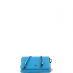 Tracolla - Y Not? Borsa Tracolla M 734 B colore Blu