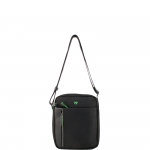 Tracolla - Y Not? Borsa Tracolla M Nero Business BIZ 8508