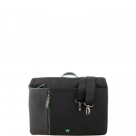 Cartella - Y Not? Messenger Bag L Nero Business BIZ 8514