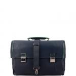 Cartella - Y Not? Briefcase L Blu Business BIZ 8521