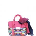 Hand Bag - Pash BAG by L'Atelier Du Sac Borsa Hand Bag M Pop Block 5108 Petit Orleans