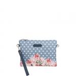 Pochette - Pash BAG by L'Atelier Du Sac Pochette M Ocean Denim 4904 Classique Clutch