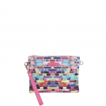 Pochette - Pash BAG by L'Atelier Du Sac Pochette M Pop Block 5114 Classique Clutch