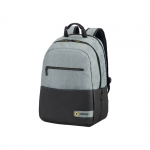 Zaino - American Tourister Zaino City Drift Laptop Backpack L Black Grey