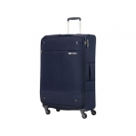 Trolley - Samsonite Valigia Trolley Base Boost Spinner S Navy Blue