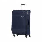 Trolley - Samsonite Valigia Trolley Base Boost Spinner Exp M Navy Blue